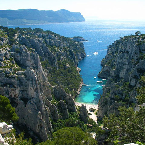 Week in provence escorted tour