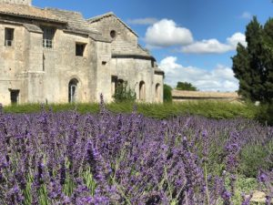a week in Provence